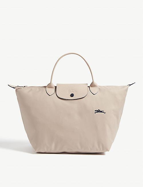 4d31e269a9a Longchamp bags - Le Pilage, weekend bags & more | Selfridges