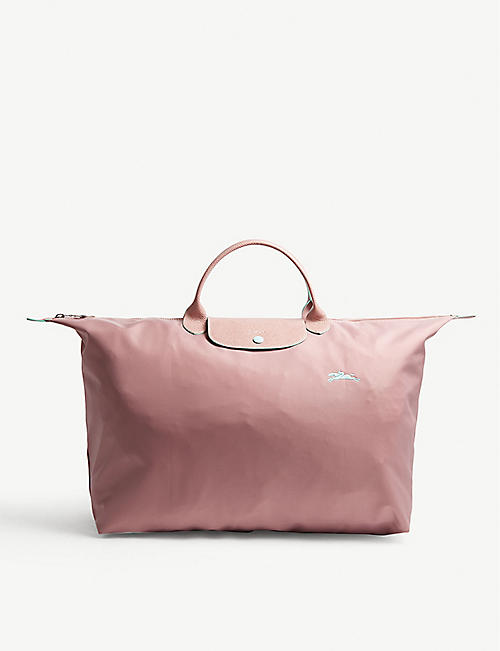 daae4b64820a LONGCHAMP - Le Pliage Club large top handle tote