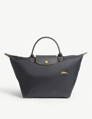 LONGCHAMP Le Pliage Club medium top handle tote