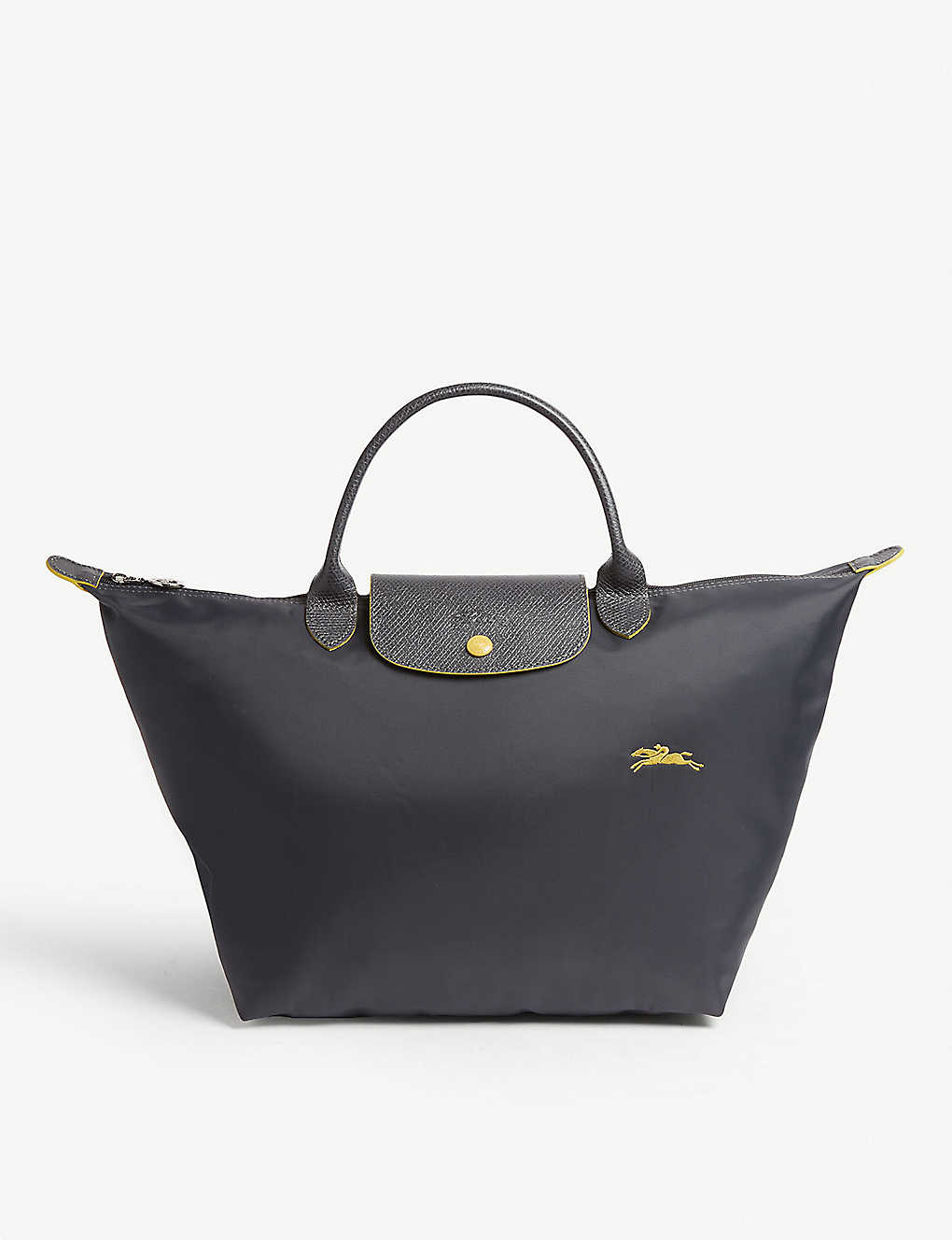 LONGCHAMP: Le Pliage Club medium top handle tote