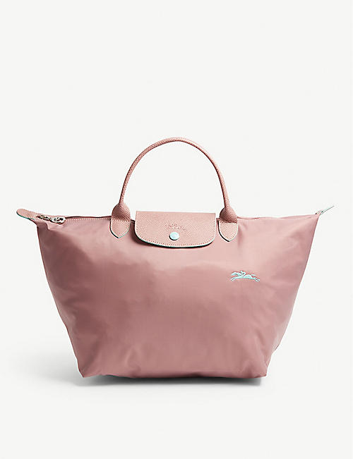 ee1036edb6a6 LONGCHAMP - Le Pliage Club medium top handle tote