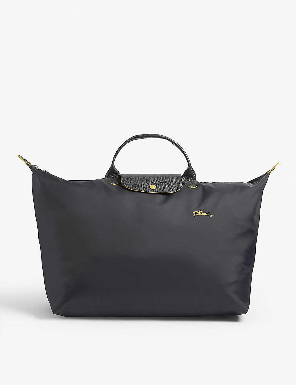 205fe676095b LONGCHAMP - Le Pliage Club large travel bag | Selfridges.com