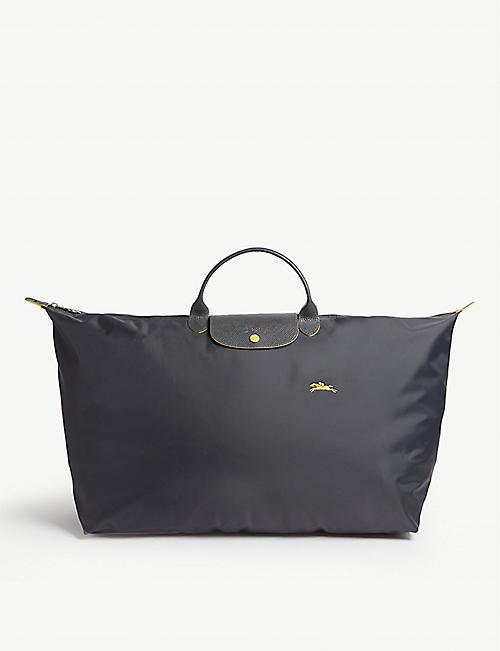 455fbb41d811 LONGCHAMP Le pliage club extra large travel bag