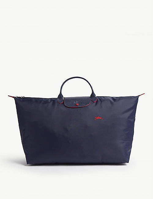 LONGCHAMP: Le Pliage Club extra large travel bag