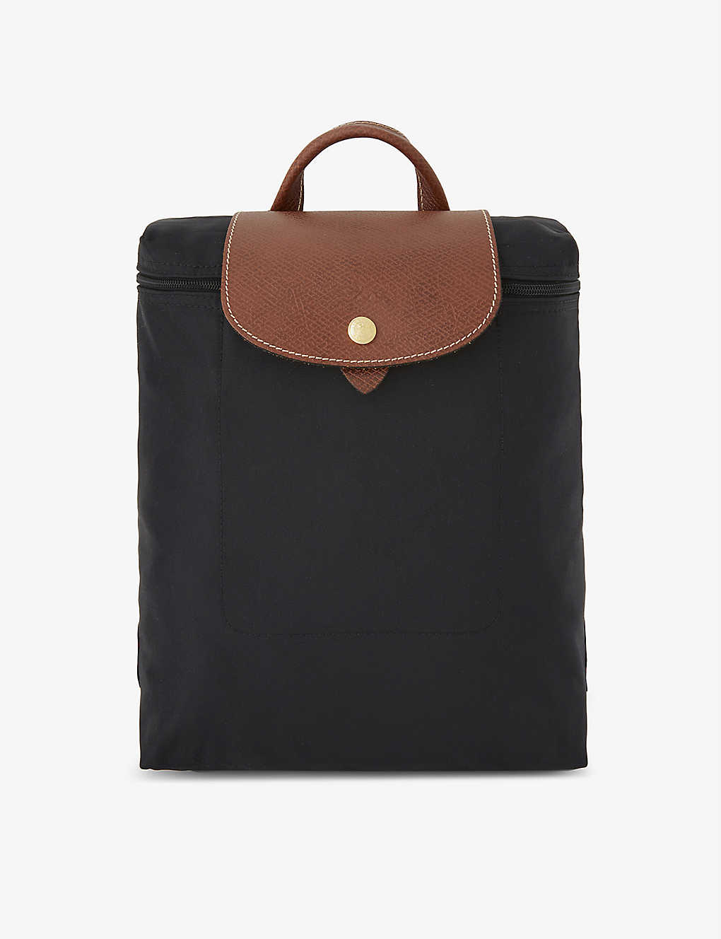 Le Pliage nylon canvas backpack - BLACK