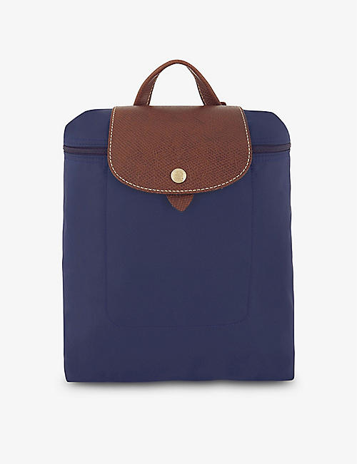 LONGCHAMP Le Pliage nylon canvas backpack