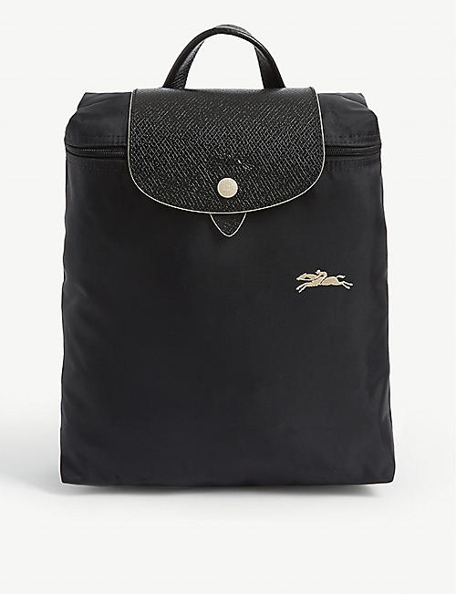 LONGCHAMP Le Pliage Club foldable nylon backpack