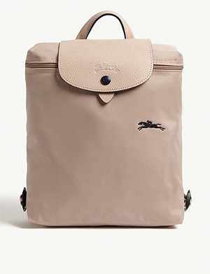 LONGCHAMP Le Pliage Club mini nylon backpack
