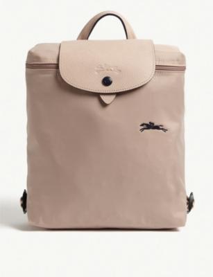 LONGCHAMP - Le Pliage Club mini nylon backpack   Selfridges.com