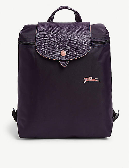 online store 5a09e 120b7 LONGCHAMP Le Pliage Club backpack