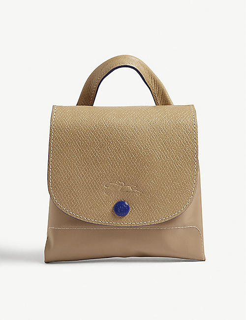 LONGCHAMP Le Pliage Club 双肩包