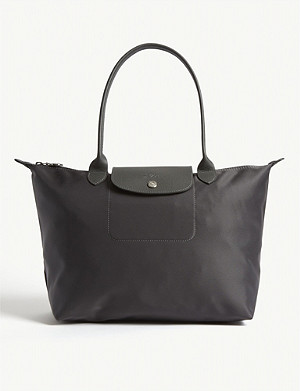 LONGCHAMP Le Pliage large shopper bag