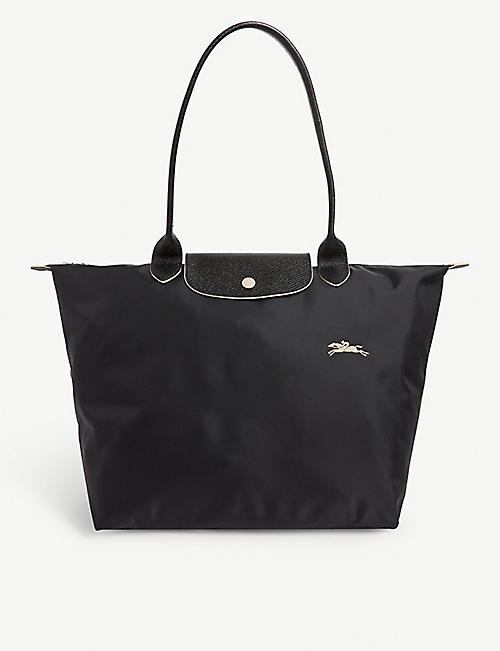 LONGCHAMP: sac cabas Le Pliage Club