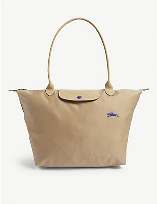 LONGCHAMP:Le Pliage Club 托特包