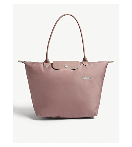 88966382e3cc ... LONGCHAMP Le Pliage Club tote (Antique+pink. PreviousNext