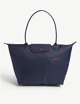 LONGCHAMP:Le Pliage Club 大号托特包