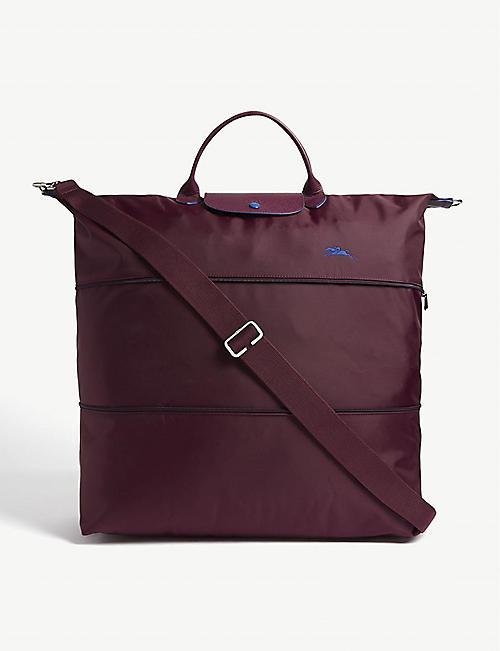 ebf88c841 Longchamp bags - Le Pilage, weekend bags & more   Selfridges