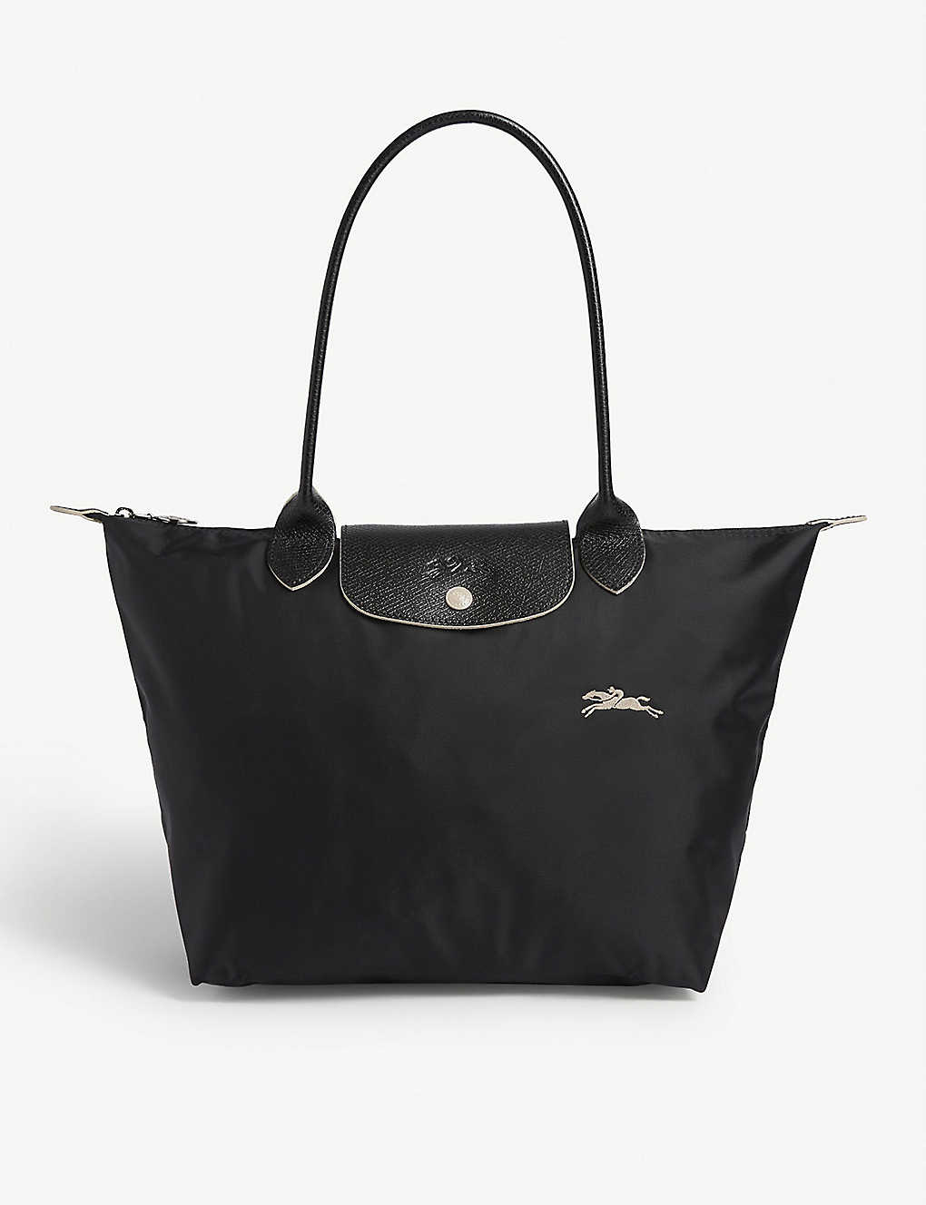 Le Pliage Club small nylon tote - BLACK