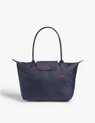 LONGCHAMP: Le Pliage Club small tote