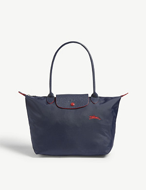 LONGCHAMP Le Pliage Club 小号托特包