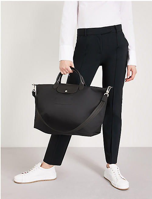 Le Pliage Neo large top handle bag