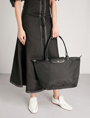 Le Pliage Neo large tote bag