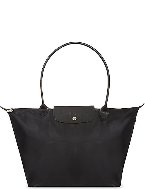7cf65b98842f1 LONGCHAMP Le Pliage Neo large shopper