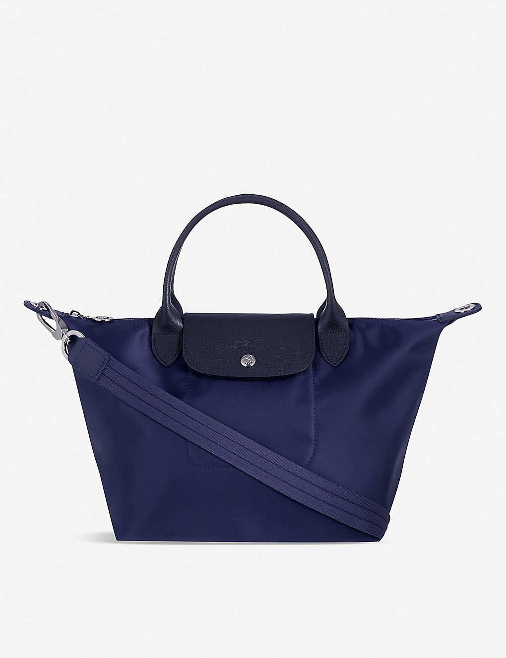 new product 0bfc8 5c268 Le Pliage Neo medium handbag - Navy ...