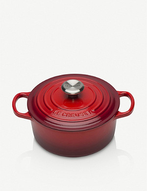 LE CREUSET 签名铸铁砂锅盘 18 厘米