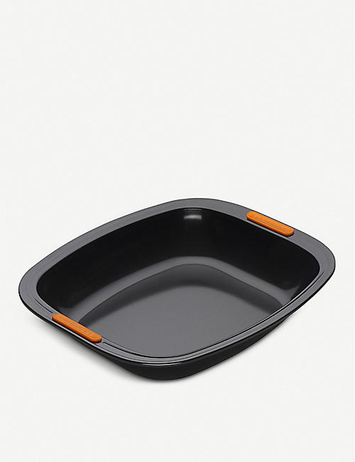 LE CREUSET: Non-stick rectangular roaster