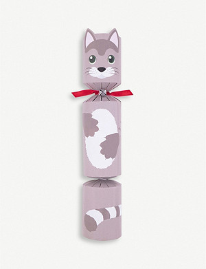 CRACKERS Festive Feline pet Christmas cracker
