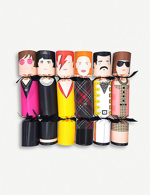 Christmas Crackers Cartoon.Christmas Crackers Christmas Shop Home Tech