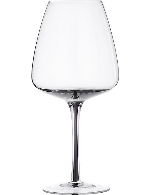 BROSTE: Smoke red wine glass