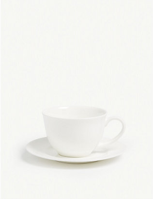 SOHO HOME: House teacup and saucer