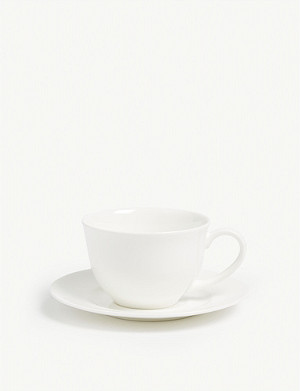 SOHO HOME House teacup and saucer