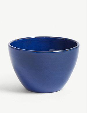 ARGILE ET COULEURS Condamine terracotta cereal bowl