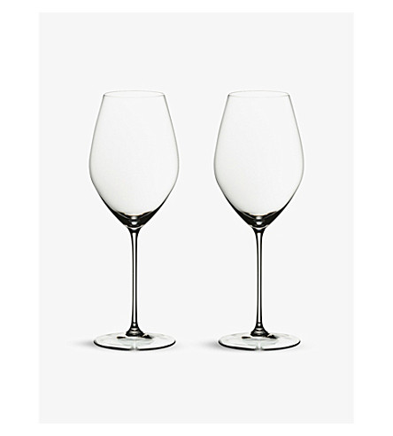 da40346d28d7 ... RIEDEL Veritas champagne glasses pair. PreviousNext
