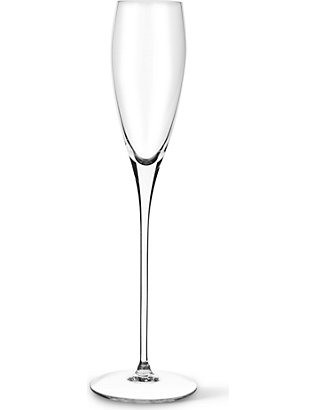 LSA: Champagne flutes set of four
