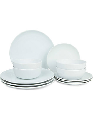 LSA: Dine 12-piece dinner set