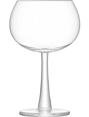 LSA Set of two Gin balloon glasses