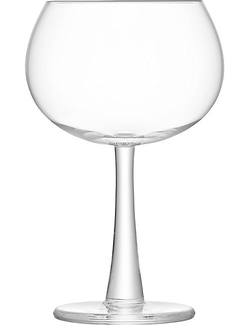 LSA: Set of two Gin balloon glasses