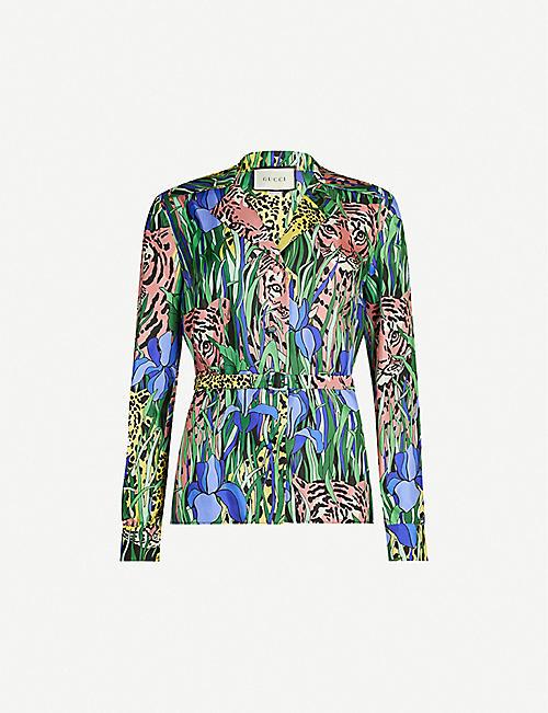 ee67e1050 Tops - Clothing - Womens - Selfridges   Shop Online