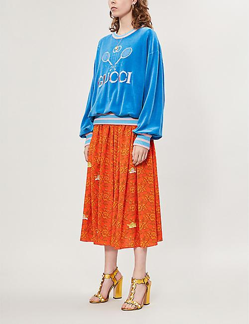 a90681e448e Gucci Womens - Tops, Bags, Shoes & more | Selfridges
