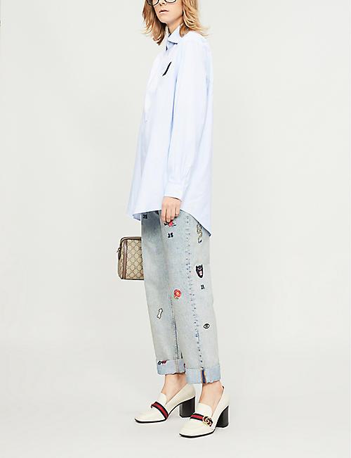 64f08f16960b Casual shirts - Shirts   blouses - Tops - Clothing - Womens ...
