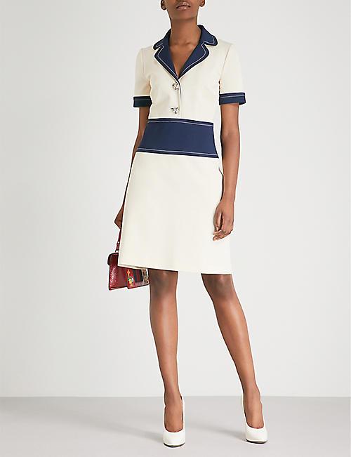 GUCCI - Work - Dresses - Clothing - Womens - Selfridges  ed422184b4