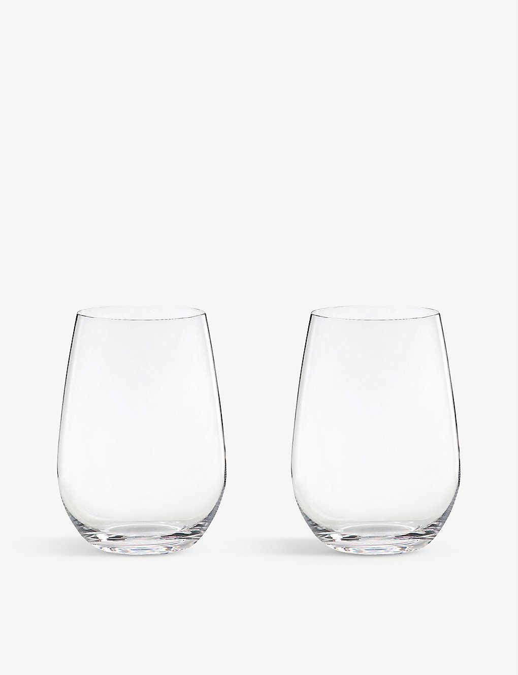 ccfafe25c0e RIEDEL - 'O' riesling/sauvignon tumblers pair | Selfridges.com
