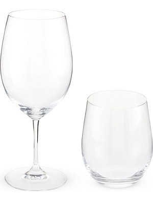 RIEDEL Set of four Vinum Bordeaux wine glasses