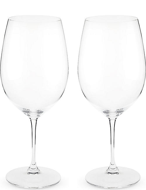 RIEDEL Vinum XL wine glasses set of two