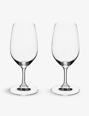 RIEDEL Vinum Port glasses pair
