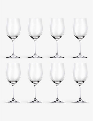 RIEDEL: Vinum Chablis/Chardonnay glasses set of eight